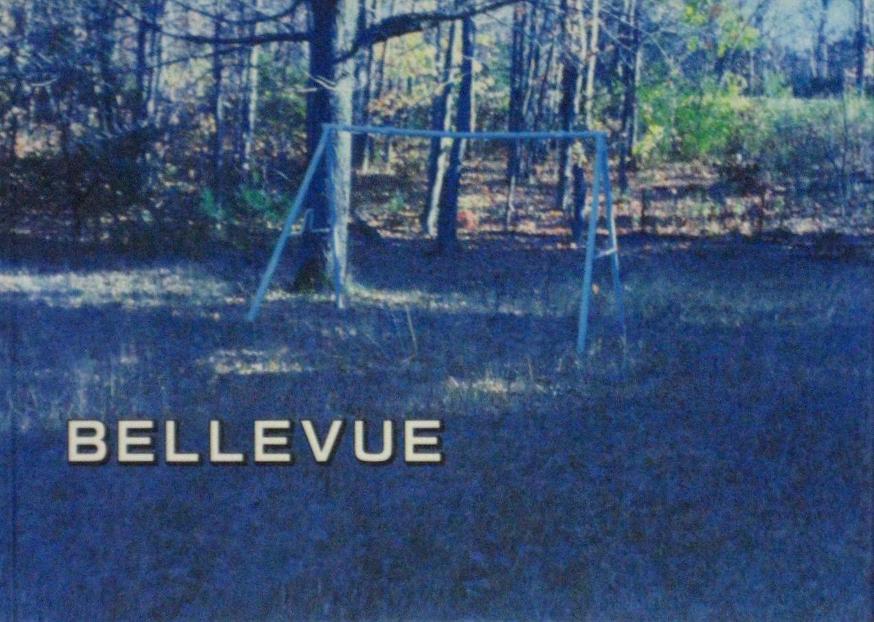 【古本】BELLEVUE LANDSCAPE PHOTOGRAPHS ランドスケープ写真集
