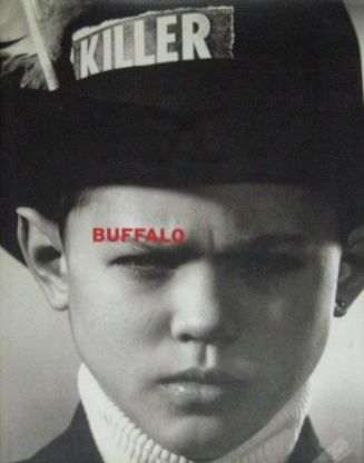 【古本】バッファロー作品集: BUFFALO: THE LIFE AND STYLE OF RAY PETRI