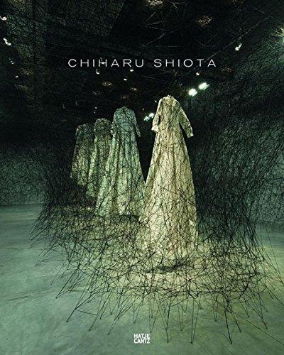 【古本】塩田千春作品集: CHIHARU SHIOTA