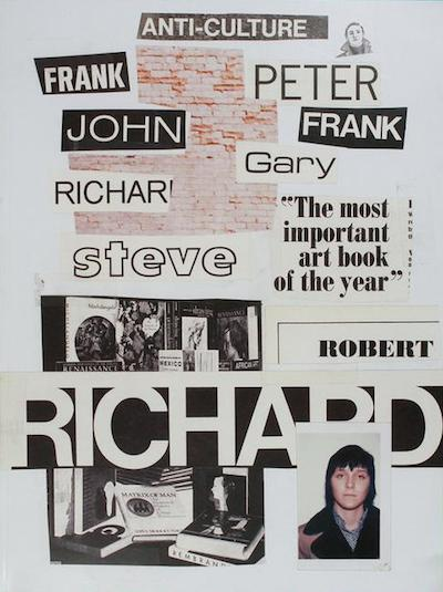 K8 HARDY: FRANK PETER JOHN DICK