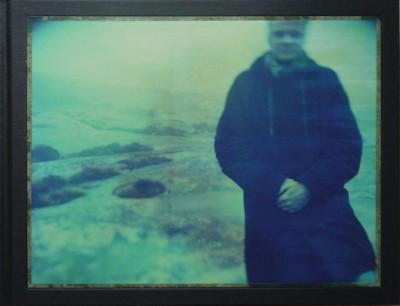 ダン・アイザック・ワーリン写真集 : DAN ISAAC WALLIN : STEPS ON SNOW, DUST ON THE LIPS