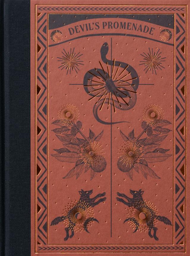 アントン・ドレザル & ララ・シプリー作品集: ANTONE DOLEZAL & LARA SHIPLEY: DEVIL'S PROMENADE