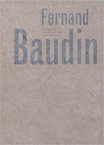 フェルナンド・ボウダン: FERNAND BAUDIN: TYPOGRAPHER
