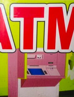 【サイン入】ジェイソン・ノシート写真集 : JASON NOCITO : End Or : ATM Machine