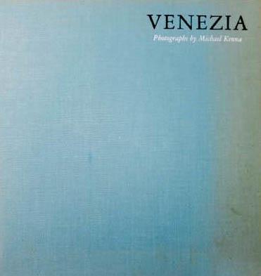【古本】マイケル・ケンナ写真集: MICHAEL KENNA: VENEZIA