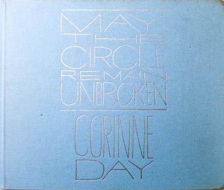 【古本】コリーヌ・デイ写真集: CORINNE DAY: MAY THE CIRCLE REMAIN UNBROKEN