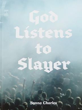 【古本】サンナ・チャールズ写真集: SANNA CHARLES: GOD LISTENS TO SLAYER