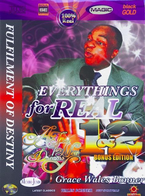 グレース・ウェールズ・ボナー: GRACE WALES BONNER: EVERYTHINGS FOR REAL 3: Bonus Edition