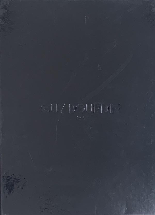 【古本】ギイ・ブルダン写真展カタログ: GUY BOURDIN: 2006