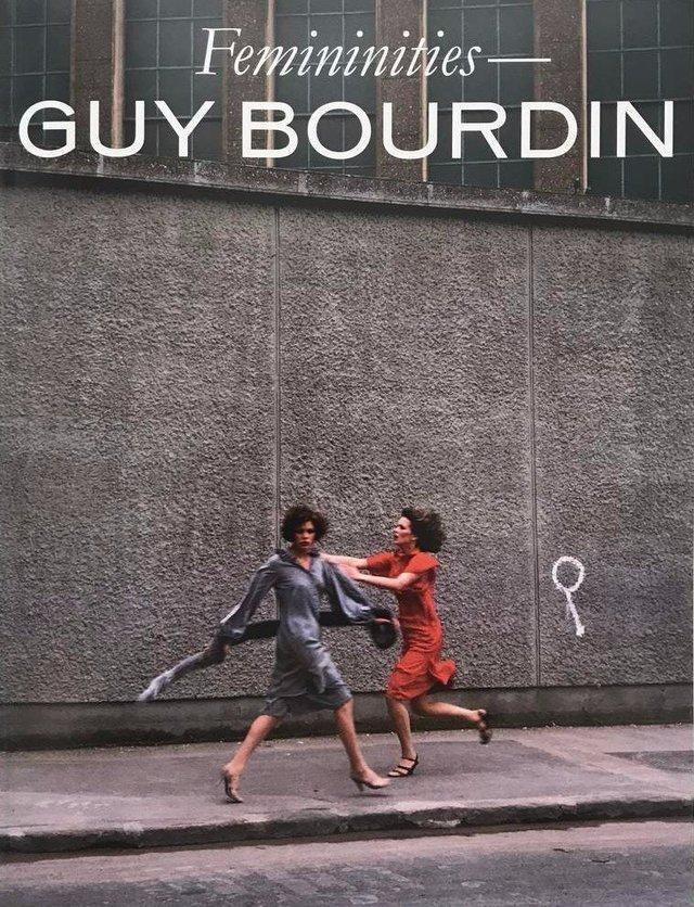 【古本】ギイ・ブルダン写真集: GUY BOURDIN: FEMININITIES