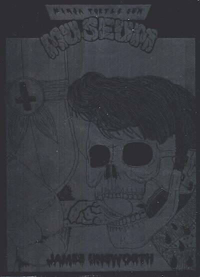 ジェイムス・アンスワース作品集 : JAMES UNSWORTH : NINJA TURTLE SEX MUSEUM