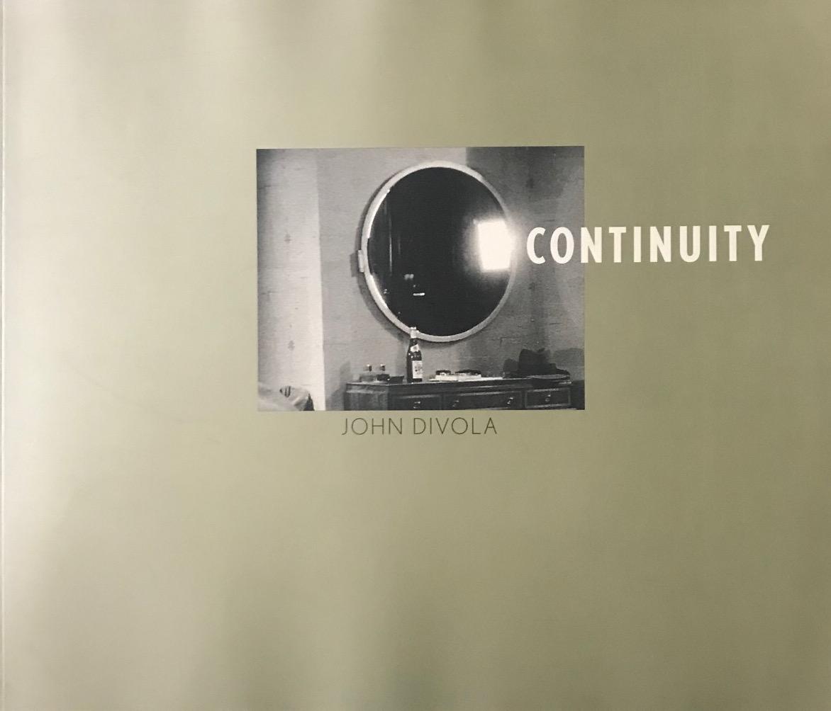 【古本】ジョン・ディボラ写真集: JOHN DIVOLA: CONTINUITY