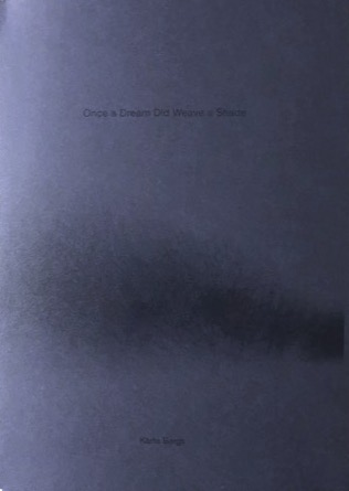 【サイン入】KARLIS BERGS : ONCE A DREAM DID WEAVE A SHADE