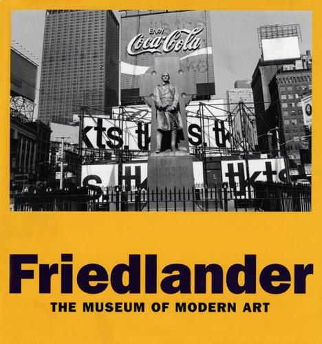 【古本】リー・フリードランダー写真集: LEE FRIEDLANDER