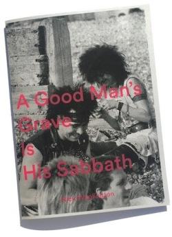 ニック・ワップリントン写真集 : NICK WAPLINGTON : A GOOD MAN'S GRAVE IS HIS SABBATH