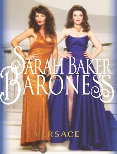 BARONESS BY SARAH BAKER FOR VERSACE