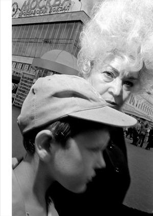 ブルース・ギルデン写真集 : BRUCE GILDEN : MOSCOW TERMINUS