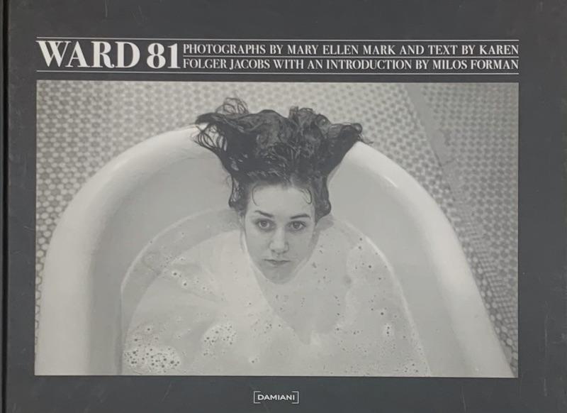 【古本】メアリー・エレン・マーク写真集: MARY ELLEN MARK: WARD 81