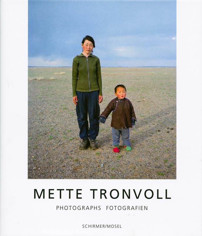 メッテ・トロンヴォル写真集: METTE TRONVOLL: PHOTOGRAPHS /FOTOGRAFIEN