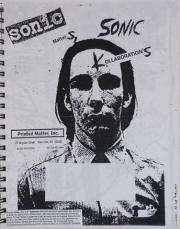 【古本】SONIC MATTERS. SONIC KOLLABORATIONS