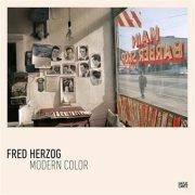 【古本】フレッド・ヘルツォーク写真集: FRED HERZOG: MODERN COLOR