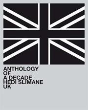【古本】エディ・スリマン写真集: HEDI SLIMANE: ANTHOLOGY OF A DECADE/UK
