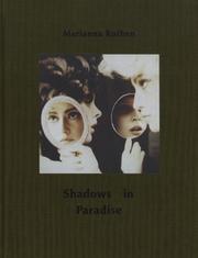 【古本】マリアンヌ・ロサン写真集 : MARIANNA ROTHEN : SHADOWS IN PARADISE
