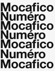 グイド・モカフィコ作品集: GUIDO MOCAFICO: NUMERO