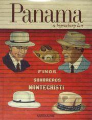 PANAMA A LEGENDARY HAT パナマハット