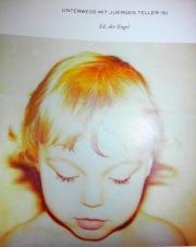 ユルゲン・テラー写真集: JUERGEN TELLER: BILDER UND TEXTE & LITERATUR