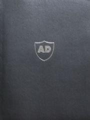 MATTHEW BARNEY/BRANDON STOSUY : ADAC