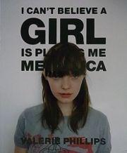 【古本】ヴァレリー・フィリップス写真集 : I CAN'T BELIEVE A GIRL IS PLAYING ME METALLICA : VALERIE PHILLIPS