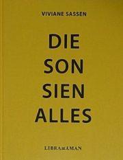 【古本】ヴィヴィアン・サッセン写真集: VIVIANE SASSEN: DIE SON SIEN ALLES【1st edition】