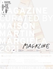 A MAGAZINE CURATED BY MAISON MARGIELA 2004 LIMITED EDITION REPRINT