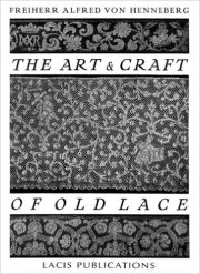 【古本】THE ART & CRAFT OF OLD LACE