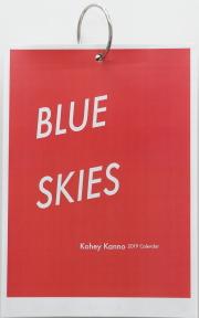 菅野恒平: 2019年カレンダー : KOHEY KANNO: BLUE SKIES (2019 Calendar)