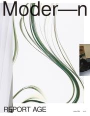 【通常版】 Moder-n magazine no.2: REPORT AGE