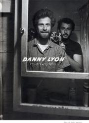 【古本】ダニー・ライアン写真集: DANNY LYON: FORTY YEARS