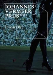 【古本】アーウィン・オラフ: ERWIN OLAF: JOHANNES VERMEER PRIJS 2011