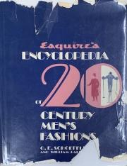 【古本】ESQUIRE'S ENCYCLOPEDIA OF 20TH CENTURY MEN'S FASHIONS