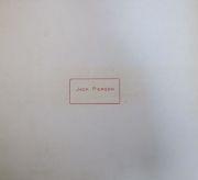 【サイン入】ジャック・ピアソン写真集 : JACK PIERSON : PRETTY LIES【古本】