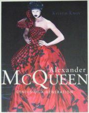 【古本】ALEXANDER McQUEEN GENIUS OF A GENERATION