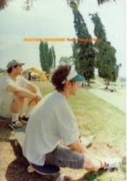 【古本】長島有里枝写真集: YURIE NAGASHIMA: PASTIME PARADISE