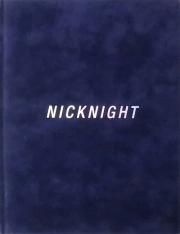 【古本】ニック・ナイト写真集: NICK KNIGHT: NICKNIGHT