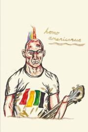 【古本】レイモンド・ペティボン作品集: RAYMOND PETTIBON: HOMO AMERICANUS: COLLECTED WORKS