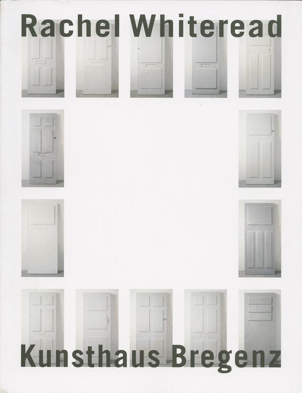 レイチェル・ホワイトリード: RACHEL WHITEREAD