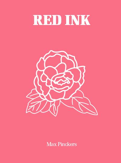 【サイン入】マックス・ピンカース写真集 : MAX PINCKERS: RED INK