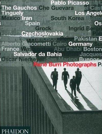 【古本】ルネ・ブリ写真集: RENE BURRI: PHOTOGRAPHS