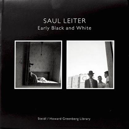 【古本】ソール・ライター写真集 : SAUL LEITER : EARLY BLACK AND WHITE