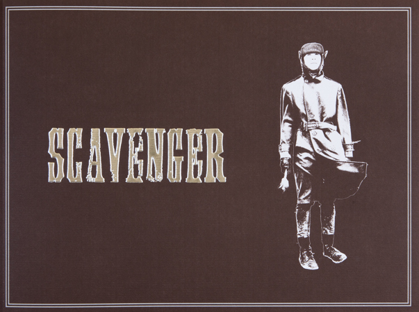 【CARD SET EDITION】ジェニー・リフル写真集 : JENNY RIFFLE : SCAVENGER : ADVENTURES IN TRESURE HUNTING